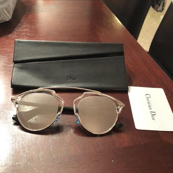 186416c63d9a3 Christian Dior Accessories - Dior So Real Mirrored Sunglasses